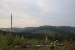 Widok ze stochów Stachonia